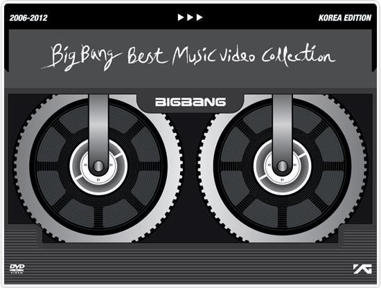 bigbang best MV collection