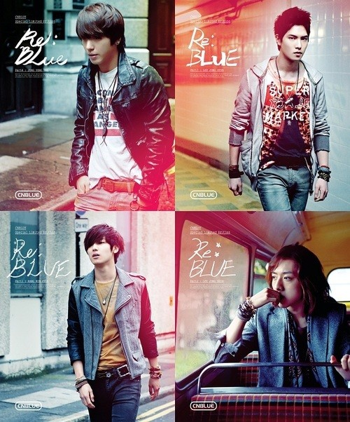 cn blue reblue limited