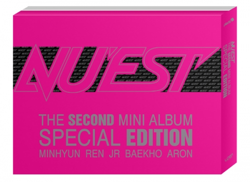 nuest special 2nd album